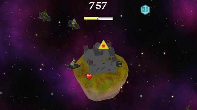 Comet Castle screenshot 3