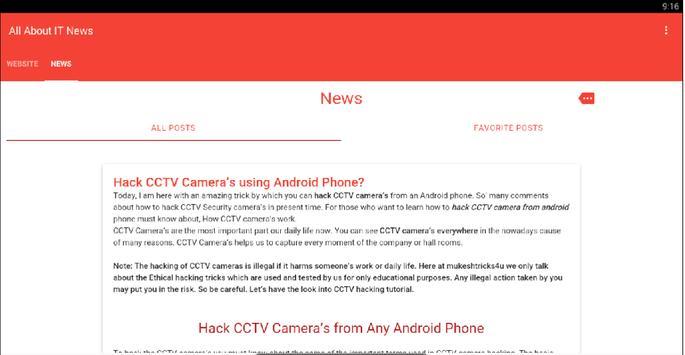 All About IT-News screenshot 1