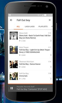 All Songs Fall Out Boy screenshot 2