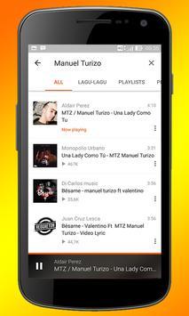 Todas las canciones Manuel Turizo apk screenshot
