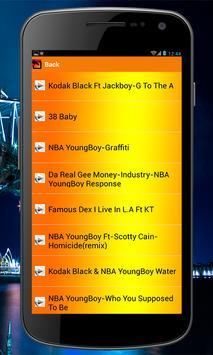 Full Songs of NBA YoungBoy screenshot 4