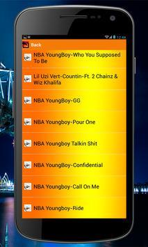 Full Songs of NBA YoungBoy screenshot 5
