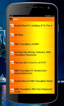 Full Songs of NBA YoungBoy screenshot 1