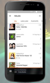 All Songs of RALDA screenshot 1