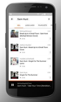 All Songs of Sam Hunt screenshot 2