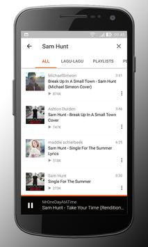 All Songs of Sam Hunt screenshot 4