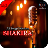 All Song Collection SHAKIRA Mp3 icon