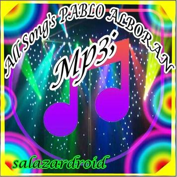 All Song's PABLO ALBORAN Mp3; screenshot 1