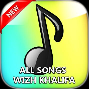 All Songs Wiz Khalifa Mp3 - Hits apk screenshot