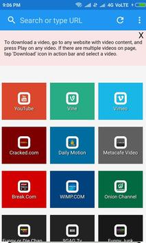 All Web Video Downloader 2017 poster