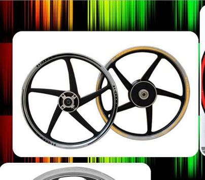 Best Rims Motorcycles poster