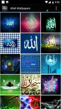 Allah Wallpaper poster