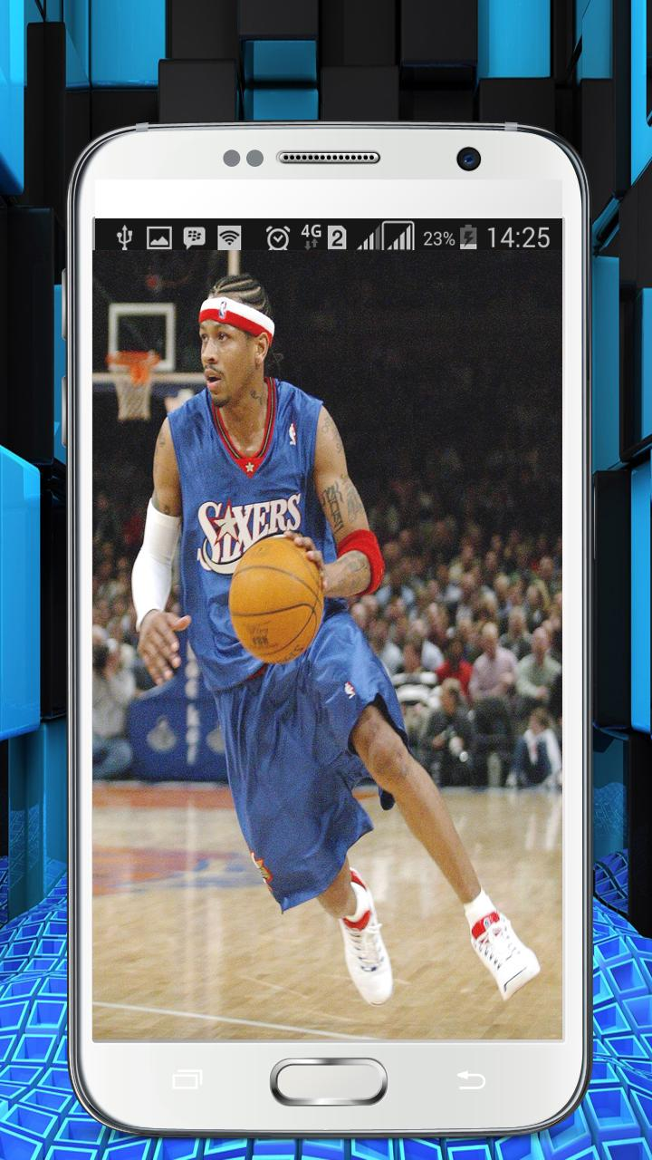 Allen Iverson Wallpaper For Android Apk Download