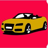 렌트카 icon