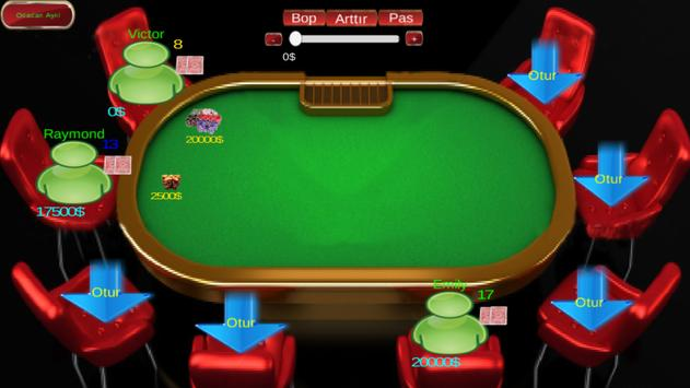 CSO: Offline Hold'em Poker screenshot 4