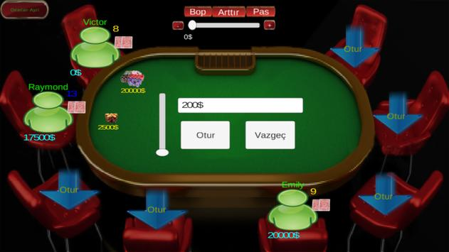 CSO: Offline Hold'em Poker screenshot 5