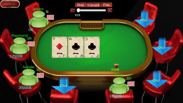CSO: Offline Hold'em Poker screenshot 6