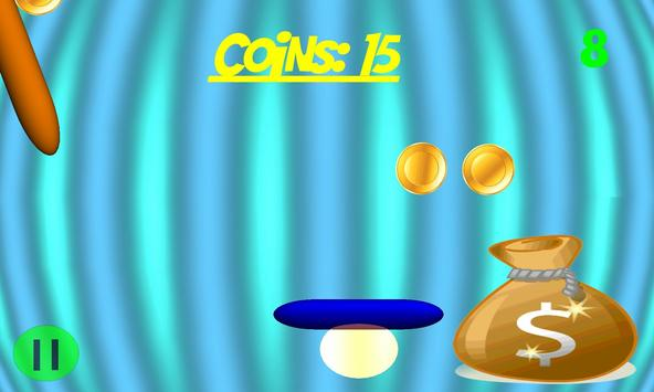 Games For Kids: Coin Collector apk screenshot