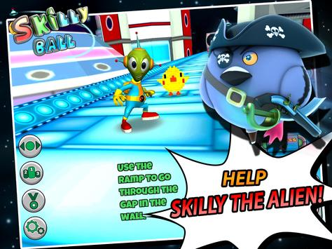 Skilly Ball screenshot 7