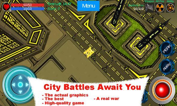 Go War City screenshot 5