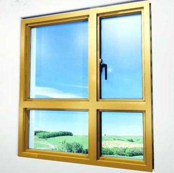 Aluminium Window Design poster