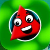 Go Up: Sweet Shapes icon
