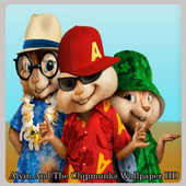 Alvin And The Chipmunks Wallpaper HD icon