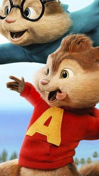 Alvin And The Chipmunks Wallpaper HD screenshot 18