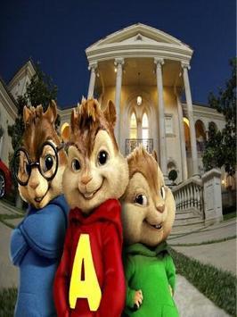 Alvin And The Chipmunks Wallpaper HD screenshot 12