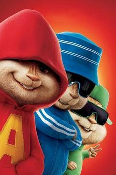 Alvin And The Chipmunks Wallpaper HD screenshot 1