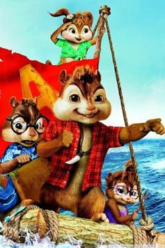 Alvin And The Chipmunks Wallpaper HD screenshot 26