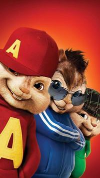 Alvin And The Chipmunks Wallpaper HD screenshot 21