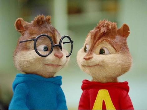 Alvin And The Chipmunks Wallpaper HD screenshot 23