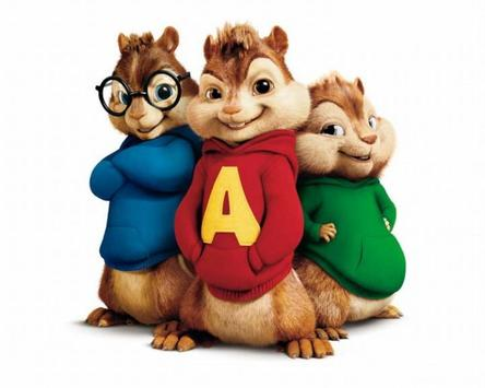 Alvin And The Chipmunks Wallpaper HD screenshot 2