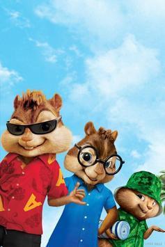 Alvin And The Chipmunks Wallpaper HD screenshot 3