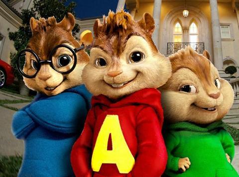 Alvin And The Chipmunks Wallpaper HD screenshot 4