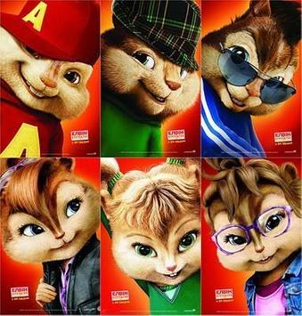 Alvin And The Chipmunks Wallpaper HD screenshot 6
