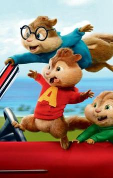 Alvin And The Chipmunks Wallpaper HD screenshot 7