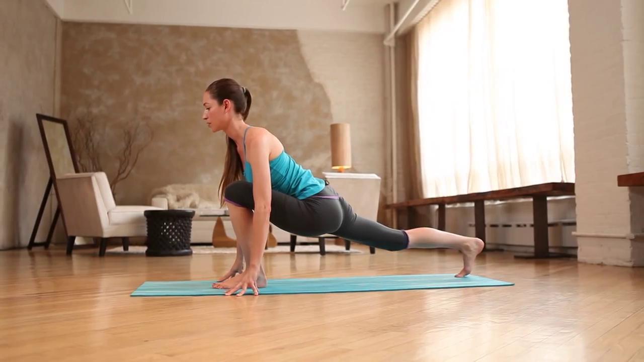 Yoga Stretches On Directv