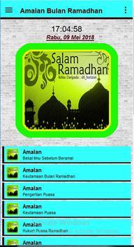 Amalan Bulan Ramadhan screenshot 2