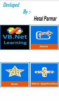 VB.Net Learning poster