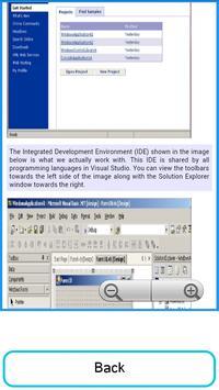 VB.Net Learning apk screenshot