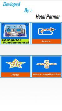 Computer Fundamental English poster