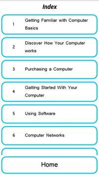 Computer Fundamental English apk screenshot