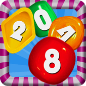 Candy Baby 2048 icon