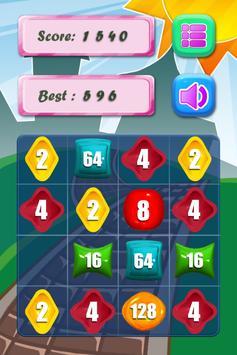 Candy Baby 2048 screenshot 11
