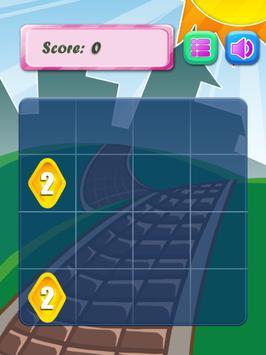 Candy Baby 2048 screenshot 2