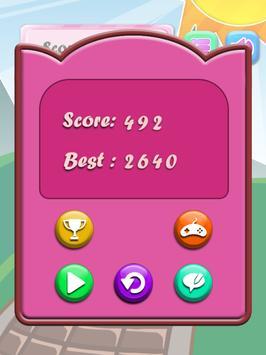 Candy Baby 2048 screenshot 3