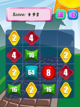 Candy Baby 2048 screenshot 4