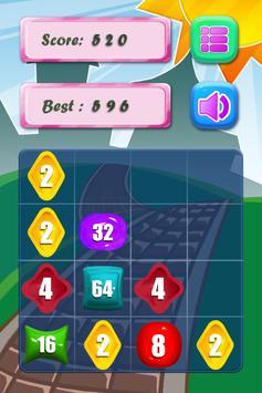 Candy Baby 2048 screenshot 9